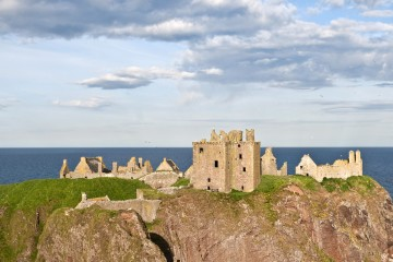 Photo of the Day - www.letsbewild.com - Dunnottar Castle, Scotland - Cindy Grant