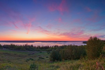 Photo of the Day - www.letsbewild.com - My Home, Fort Smith, Northwest Territories, Canada