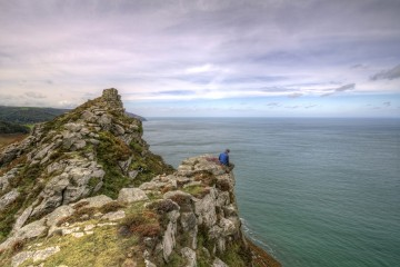 Photo of the Day - www.letsbewild.com - Valley of the Rocks - Greg Annandale