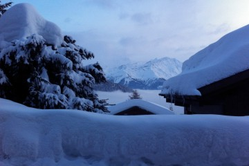 Photo of the Day - www.letsbewild.com - Twilight in Verbier, Switzerland - Filippo Mira-Catto