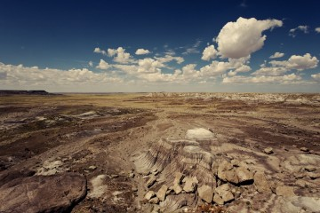Adventure Travel Photo of the Day - www.letsbewild.com - Our Colorful Earth - Painted Desert - Nick Zantop
