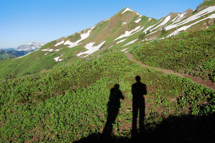 Glacier Peak Backpacking: Adventure Travel