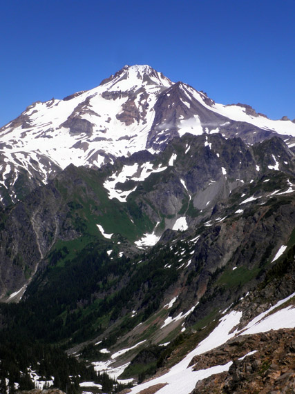 Adventure Travel in Washington State - Climbing Glacier Peak by Katie Paulson