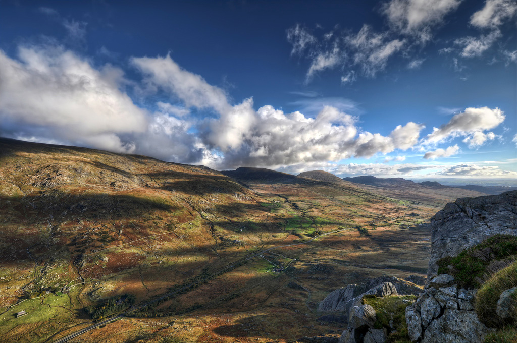 Adventure Travel Photo of the Day - www.letsbewild.com - Snowdonia National Park - Greg Annandale