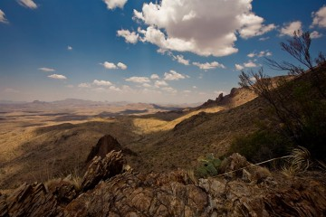 Adventure Travel Photo of the Day - www.letsbewild.com - Big Bend National Park, Texas - Nick Zantop