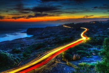 Adventure Travel Photo of the Day - www.letsbewild.com - Portugese Bend, Palos Verdes, California, United States - Neil Kremer