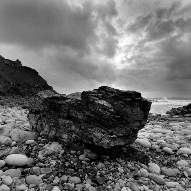 Adventure Travel Photo of the Day - www.letsbewild.com - Cornish Boulder, Cape Cornwall, United Kingdom - Samuel Jay