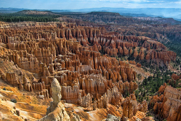 Adventure Travel Photo of the Day - www.letsbewild.com - Inspiration Point, Bryce Canyon National Park, Utah, United States - James Kelley