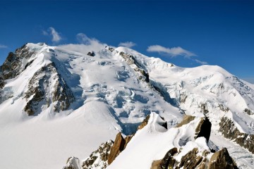 Adventure Travel Photo of the Day - www.letsbewild.com - The Magic of Mont Blanc, Chamonix, France - Arnaud Bachelard