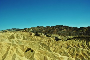 Adventure Travel Photo of the Day - www.letsbewild.com - 120°, Death Valley National Park, California, United States - Daniel Traner
