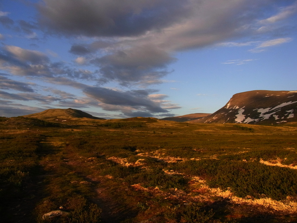 Adventure Travel Photo of the Day - www.letsbewild.com - Sunset Clouds, Dovre Kommune, Norway - Ola Dration