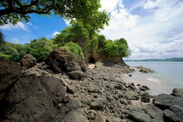 Adventure Travel Photo of the Day - www.letsbewild.com - Coastal Secrets, Isla Palenque, Gulf of Chiriqui, Panama - Mike Corey
