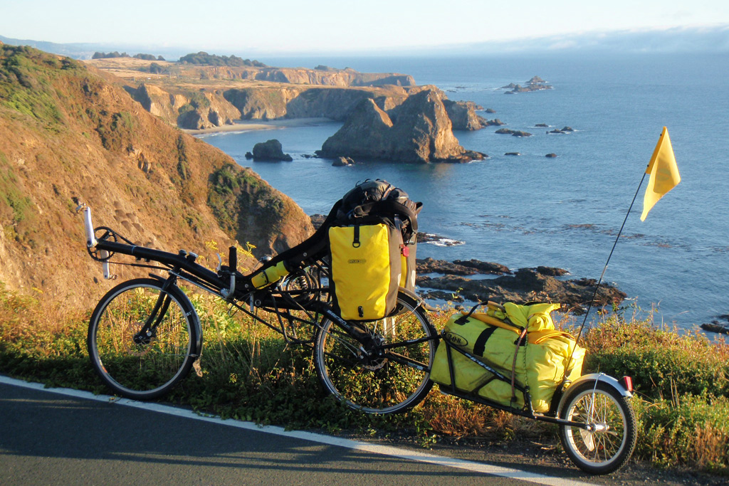 Bike Pacific Coast California to Patagonia by Bicycle