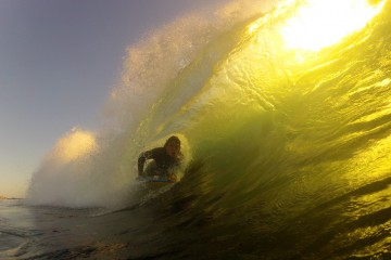 Adventure Travel Photo of the Day - www.letsbewild.com - Secret Surf, Cape Town, South Africa - Daniel Grebe