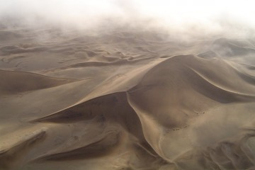 Adventure Travel Photo of the Day - www.letsbewild.com - Steaming Namib, near Swakopmund, Namib Desert, Namibia - Alex Friedrich