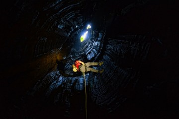 Adventure Travel Photo of the Day - www.letsbewild.com - Underground World, South Pittsburgh Pit, Marion County, Tennessee, United States - Chris Higgins