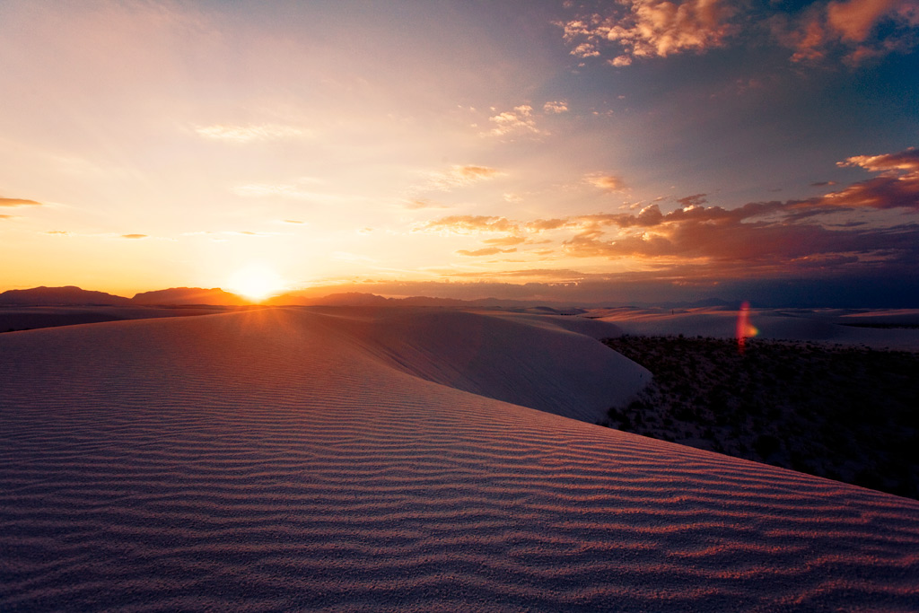 Wild World: White Sands National Monument, New Mexico