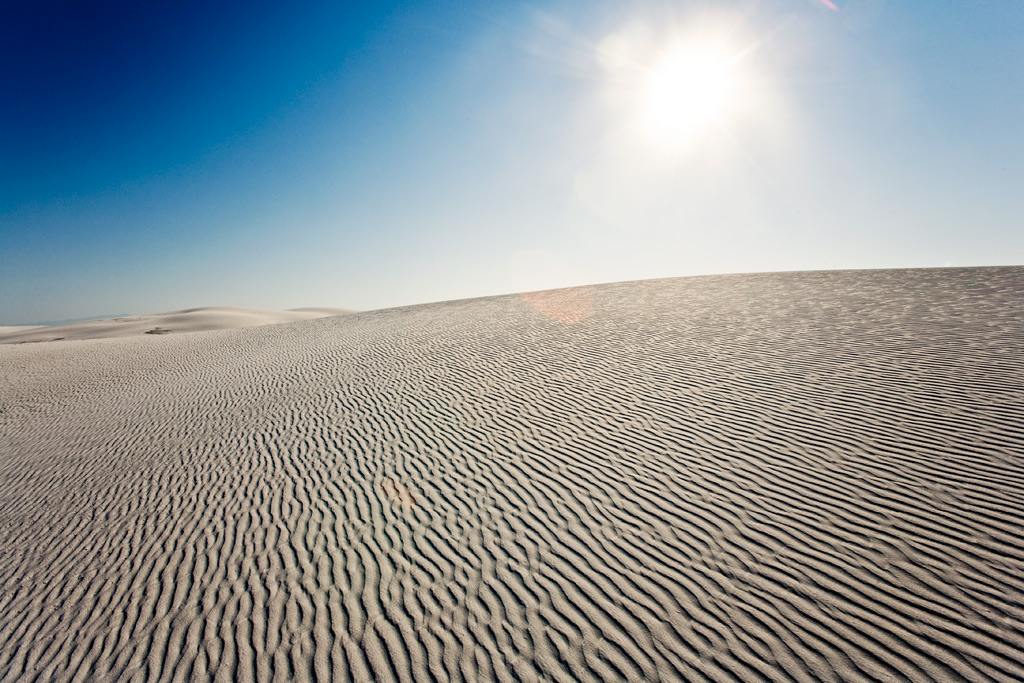 Wild World: Photo Essay - White Sands National Monument