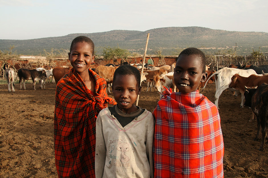 Wild World: Losho Maasai Village - Kenya