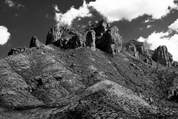 Adventure Travel Photo of the Day - The Chisos, Big Bend National Park, Texas, United States - Nick Zantop