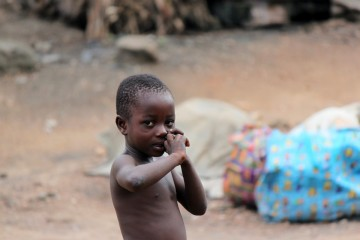 Adventure Travel Photo of the Day - Young boy in Adenta, Ghana