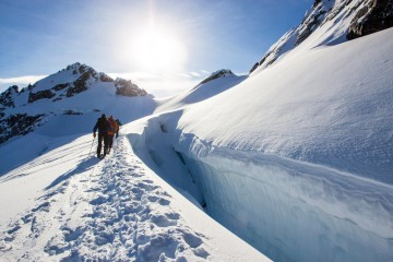 Adventure Travel Photo of the Day: Blackcomb Glacier