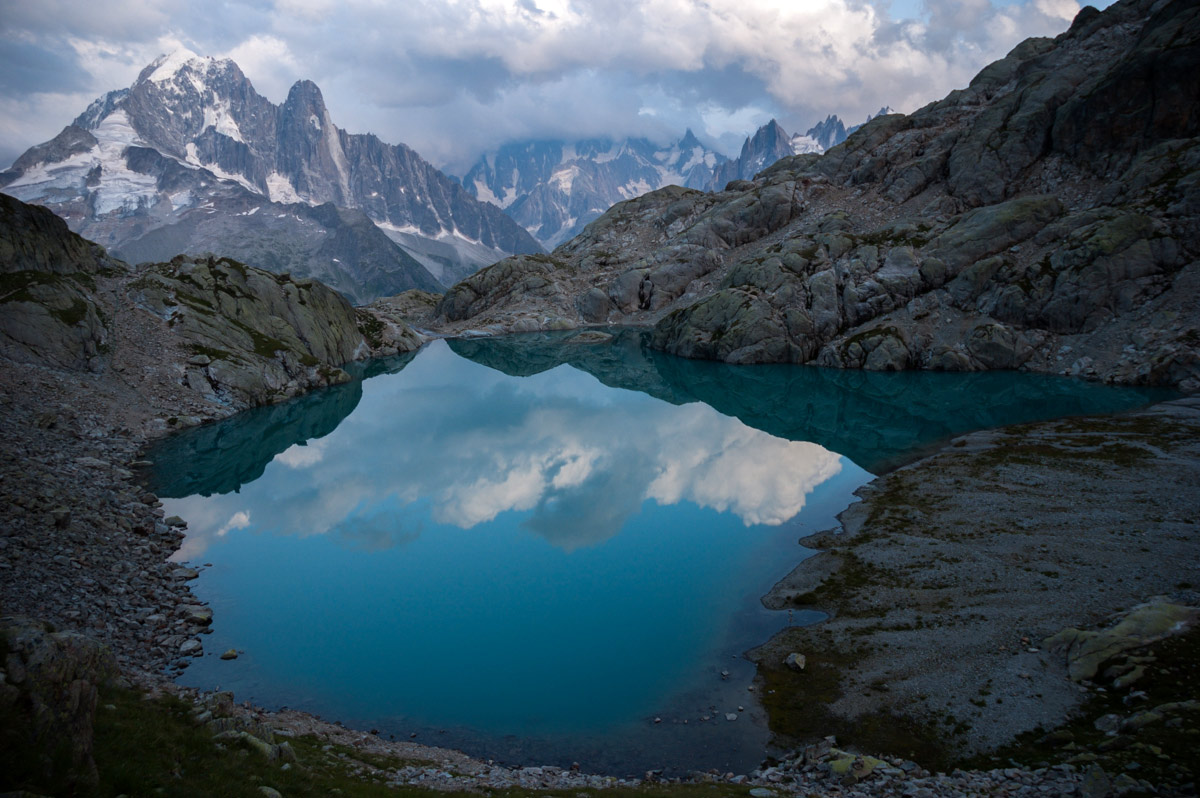 Adventure Travel: The Alpine Ibexes of Lac Blanc