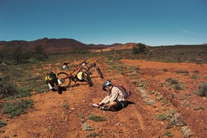 Exploring South Australia's Northern Flinders Ranges by Bicycle