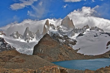 Adventure Travel Photo of the Day: Laguna de los Tres, Patagonia