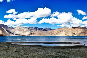 Adventure Travel Photo of the Day: Pangong Tso Lake