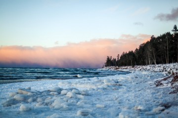 Adventure Travel Photo of the Day: Presque Isle Sunset