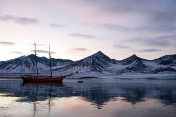 Svalbard, Norway - Alex Sharp
