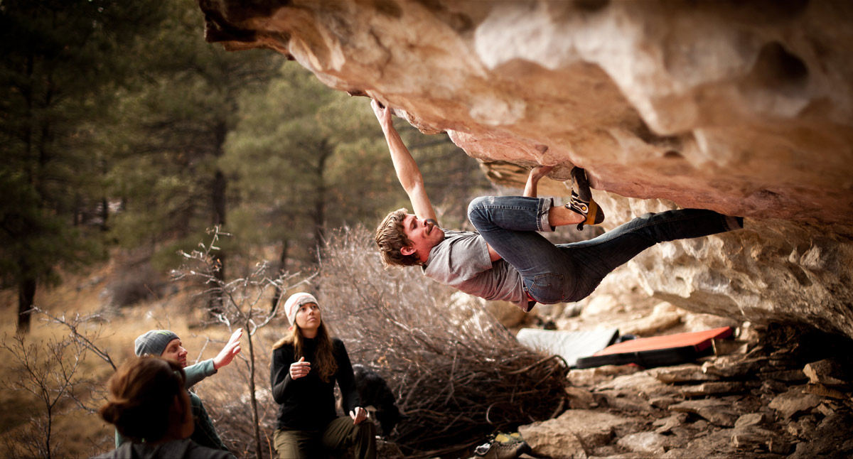 Adventure Travel Photo of the Day: Bouldering in Flagstaff, Arizona