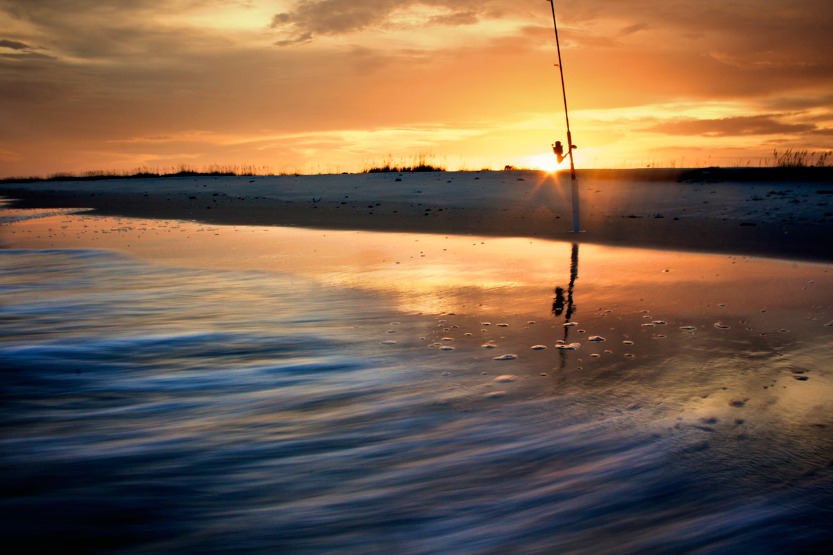 Featured photographer interview trent sizemore for Surf fishing florida