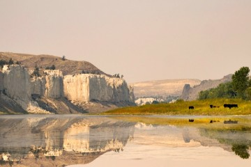 Adventure Travel Photo of the Day: White Cliffs of the Missouri River