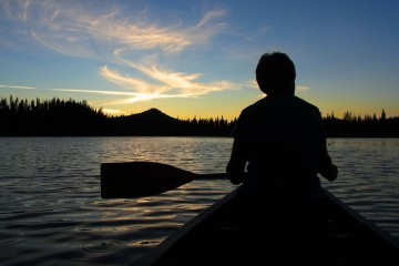 Adventure Travel Photo of the Day: Hosmer Lake, Oregon
