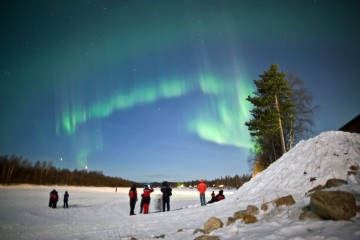 Hunting the Aurora Borealis: An Expedition to Arctic Sweden and Finland