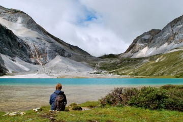 Adventure Travel Photo of the Day: Yading Nature Reserve