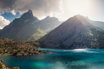 Photo of the Day: Alaudin Lake, Tajikistan