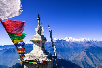 Photo of the Day: Trekking Langtang
