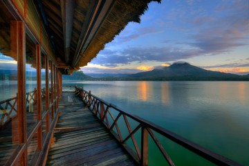 Photo of the Day: Batur Lake, Indonesia