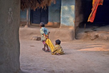 Photo of the Day: Childhood in India