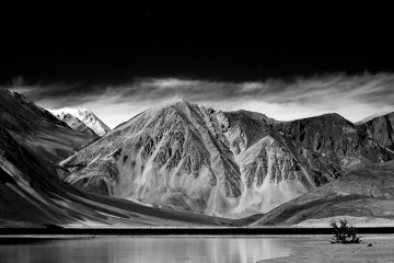 Photo of the Day: Pangong Tso, the border of India and TIbet